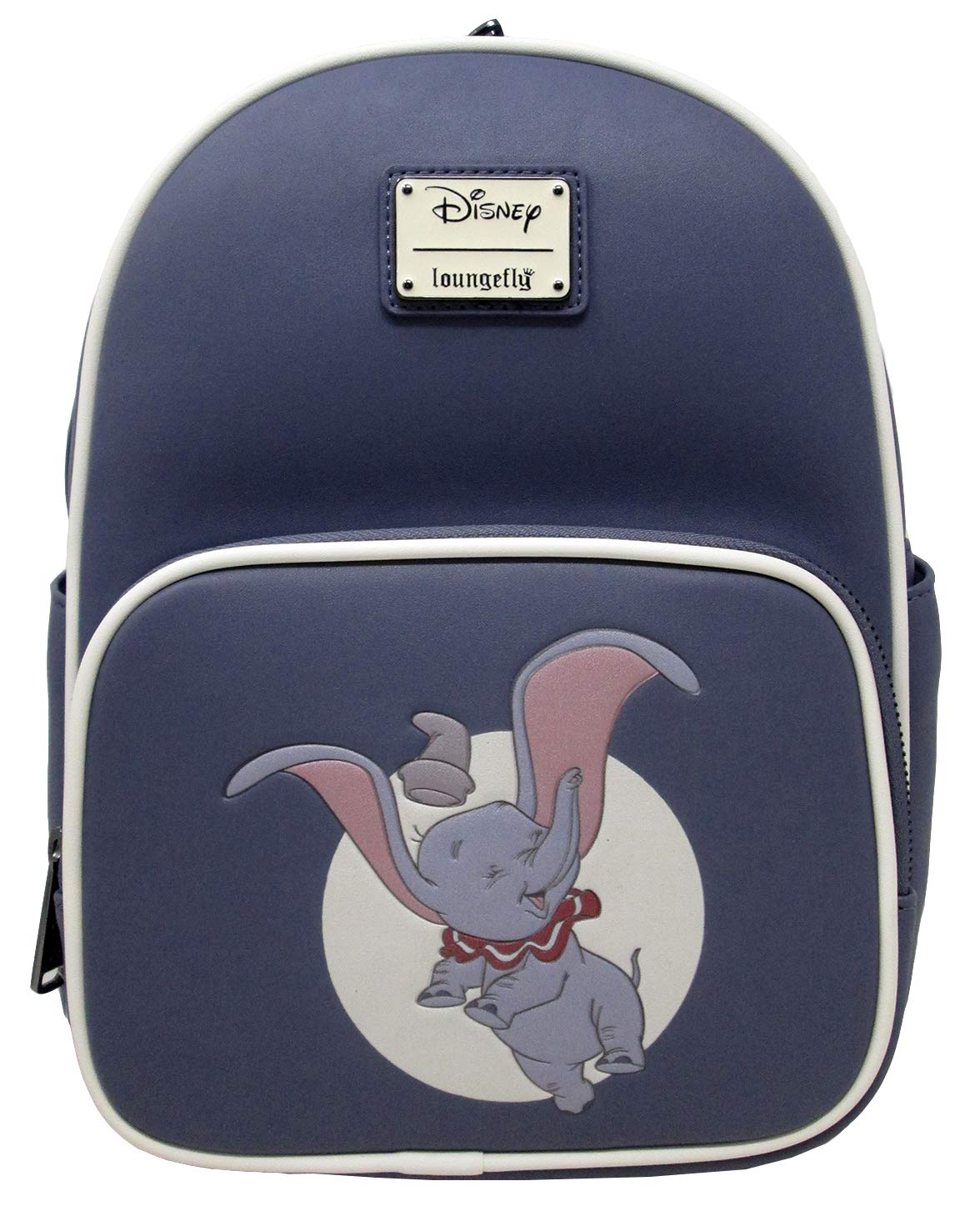 Loungefly x Disney Dumbo Flying On A Dream Convertible Mini Backpack