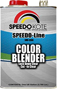 Speedokote Automotive Base Coat 500 Color Blender, One Gallon SMR-3500