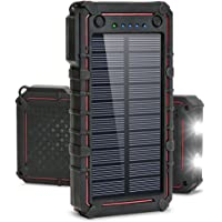 Titita Solar Charger Titita 13500 mAh Solar Power Bank