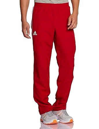 pantaloni adidas uomo rossi