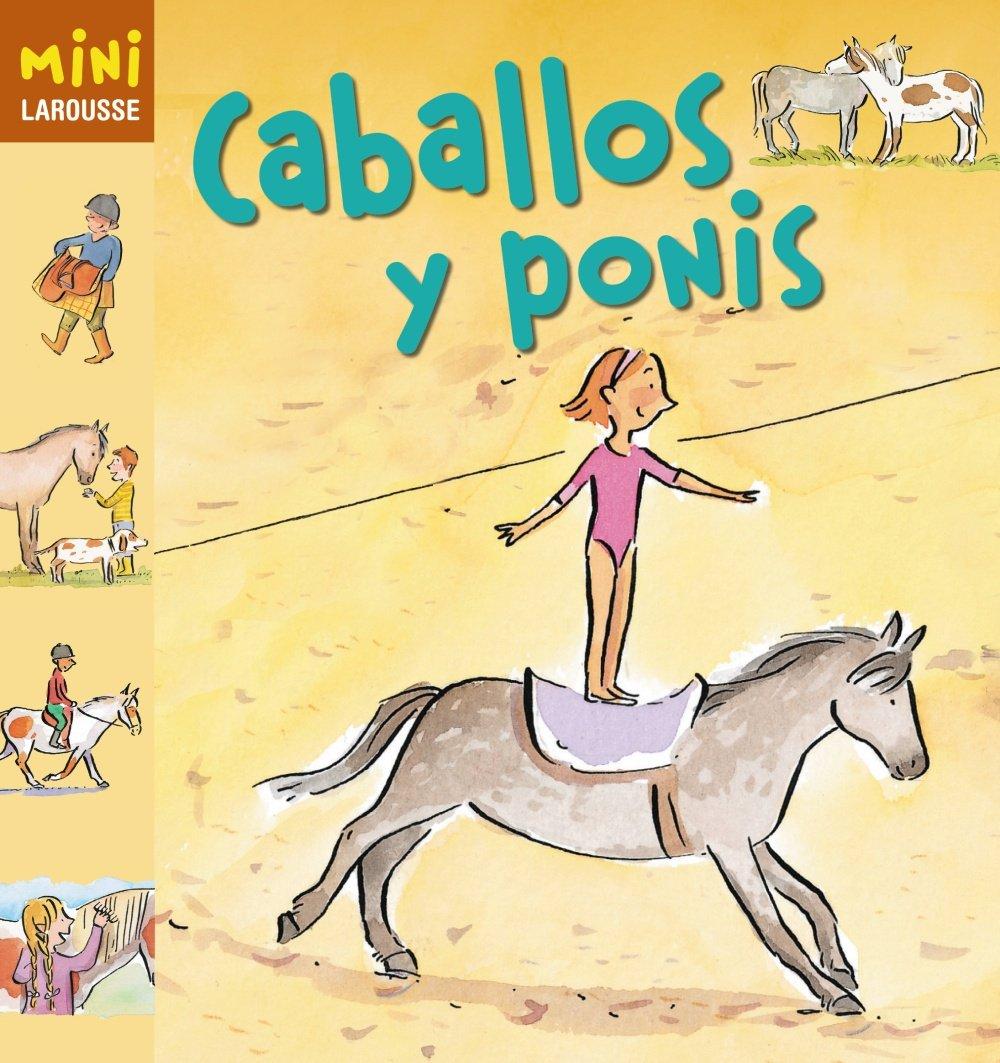 ... Larousse - Infantil / Juvenil - Castellano - A Partir De 5/6 Años - Colección Mini Larousse: Amazon.es: Larousse Editorial, Béatrice Rodriguez: Libros