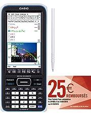 Casio Calculatrice Graphique avec Formelle à Écran Couleur Entièrement Tactile