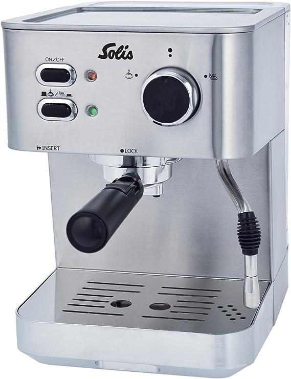Cafetera SemiAutomática Solis