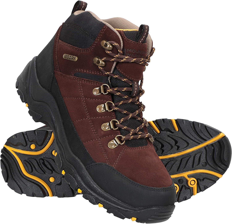 Camping Travelling Mountain Warehouse Kids Waterproof Boots Hiking