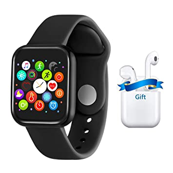Reloj Inteligente Pantalla Táctil Completa Smartwatch IP67 Pulsera ...