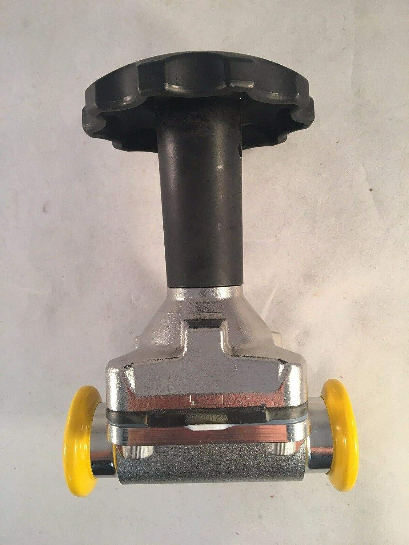 TopLine - Válvula de acero inoxidable de 1-1/2