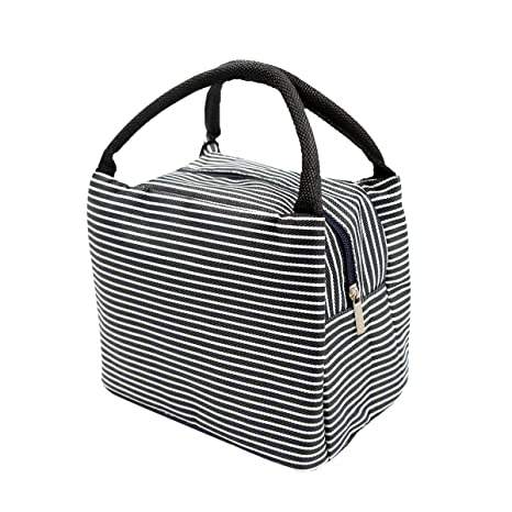 1f2bdef08756 Puersit Insulated Lunch Bag Picnic Cool Bag Lunch Box Bag for  students