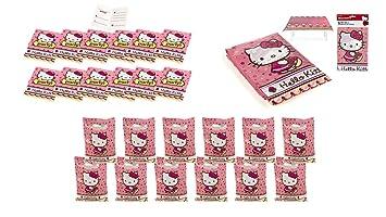 ALMACENESADAN 2432; Pack Fiesta y cumpleaños Hello Kitty