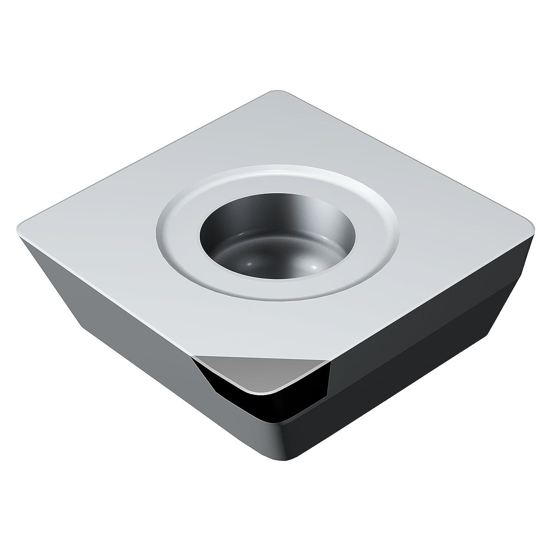 Pack of 5 Sandvik Coromant 490R-140408E CB50 PCBN Milling Insert Positive Chip Breaker 0.03 mm Corner Radius