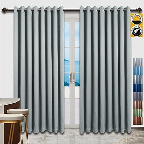100 Blackout Curtains Window Curtain Panel