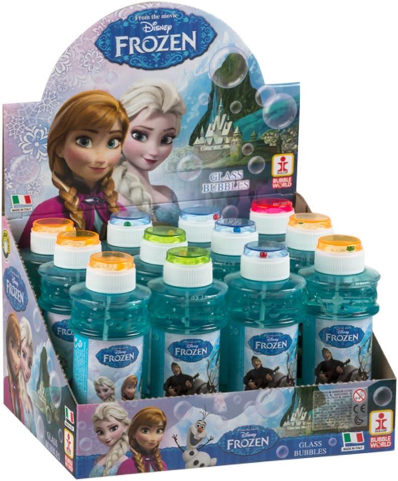 ColorBaby - Caja pomperos Frozen con 12 Unidades de 300 ml (24602): Amazon.es: Juguetes y juegos