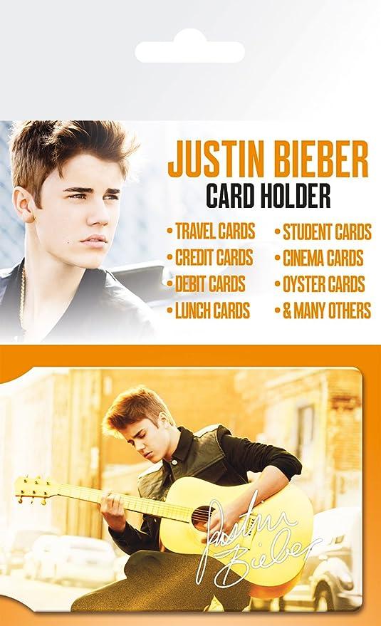 GB eye LTD, Justin Bieber, Belieber, Tarjetero: Amazon.es: Hogar