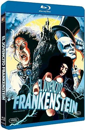 El Jovencito Frankenstein - Blu-Ray