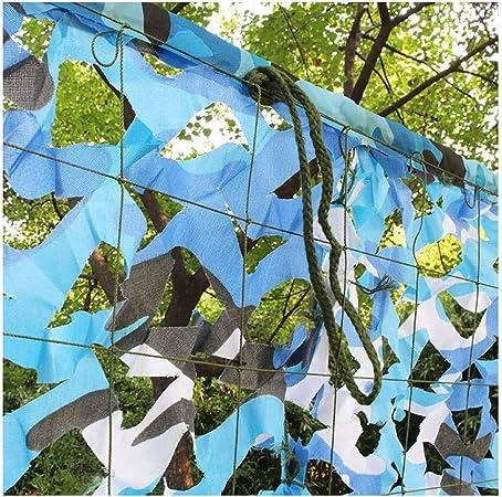 Red de Sombreado Azul Camuflaje Neta Toldo 4x6m, Decoración De Jardín Neta Red Protección Al Aire Libre Red Fotografía Piscina Cubierta Del Coche Protector Solar Tienda Puede Ser Personalizado Disparo: Amazon.es: Hogar