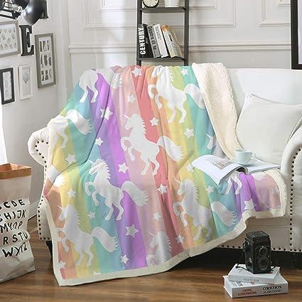 Sleep Unicorn Blankets