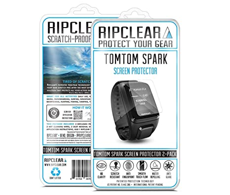 Amazon.com: Ripclear Compatible with Tomtom Spark Smartwatch ...