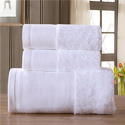 Toallas de baño con ultra suave y absorbente más hilos fibrosos, y la humedad de