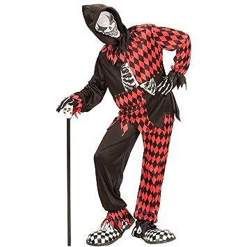 Traje Halloween Arlequín - 159 - 164 cm, 14 - 16 años ...