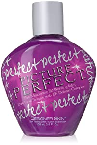 Picture Perfect, Facial Tanning Lotion