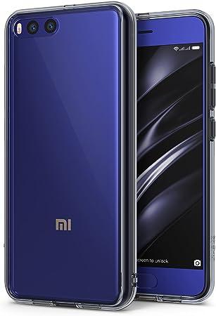 Ringke Funda para Xiaomi Mi 6, [Fusion] Protector de TPU con Parte ...