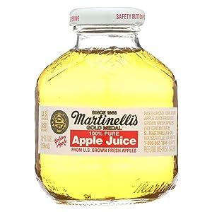 Martinelli's, Juice Apple Single, 10 Fl Oz