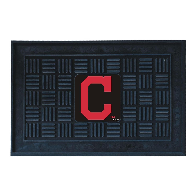 Fanmats Cleveland Indians Medallion Door Mat Fan Mats 11296 17659533