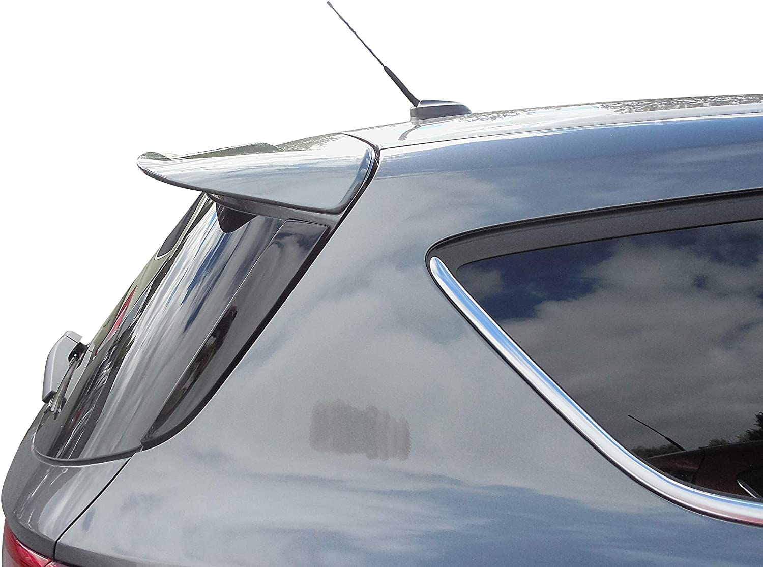 Custom Style Spoiler for the Ford Escape 2013-2019 Painted in the Factory Paint Code of Your Choice with 3M tape included 530 J7