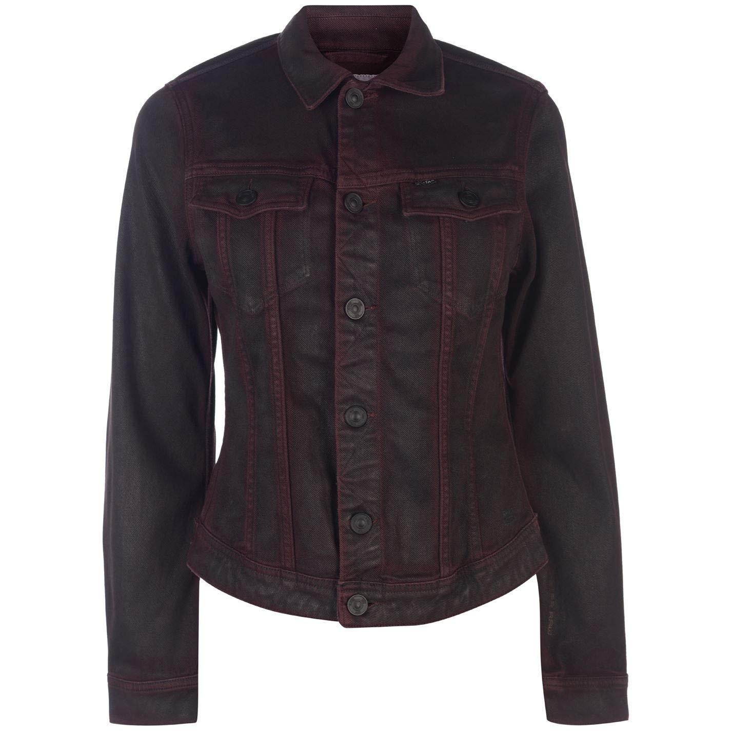 76962796ce2c G Star Mens 92668 Slim Tailor Jacket Maroon S  Amazon.co.uk  Clothing