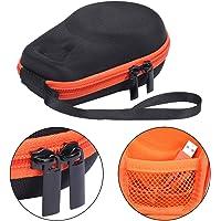 Lergo_FR Portable EVA Zipper Étui Rigide Boîte De Rangement Pour JBL Clip 2 3 Haut-parleur Bluetooth