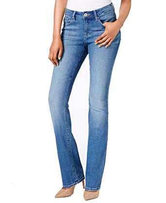 289c3fab LEE Women's Platinum Label Avery Curvy Bootcut Jeans at Amazon ...