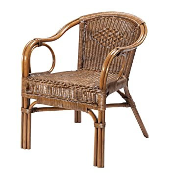 Soldes43Fauteuil En Rotin Osier Fitrit Design Palma wX0O8nNPk