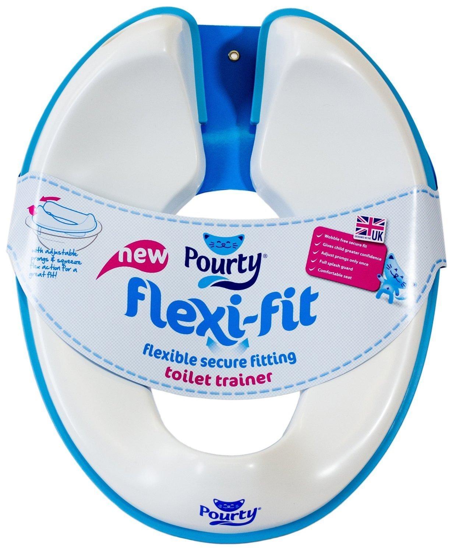 /Flexi-fit WC-Sitz und Up Step Stufenhocker Pourty WC-Training Set
