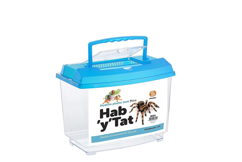 Home Sweet Home Curv'e Keepa Plastic Tank, Medium