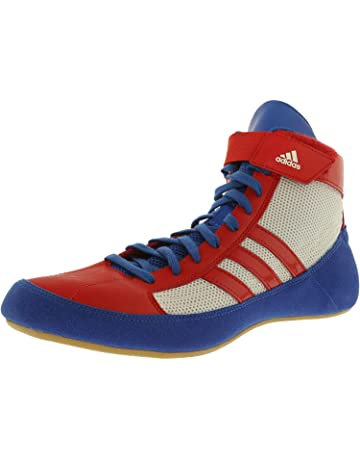 2f3d2cfb9 adidas Men s HVC High-Top Wrestling Shoe