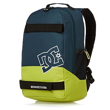 2c82dea0b97 DC Shoes Men's Grind Backpack M Bkpk GHS0, Apple Green, 47 x 30 x 16 cm 23  Litres, EDYBP03030 GHS0: Amazon.co.uk: Sports & Outdoors