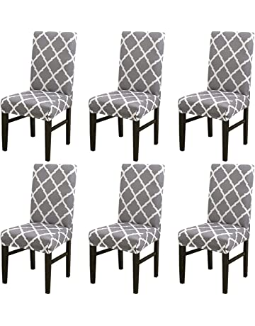 Awesome Amazon Co Uk Dining Chair Slipcovers Home Kitchen Pdpeps Interior Chair Design Pdpepsorg
