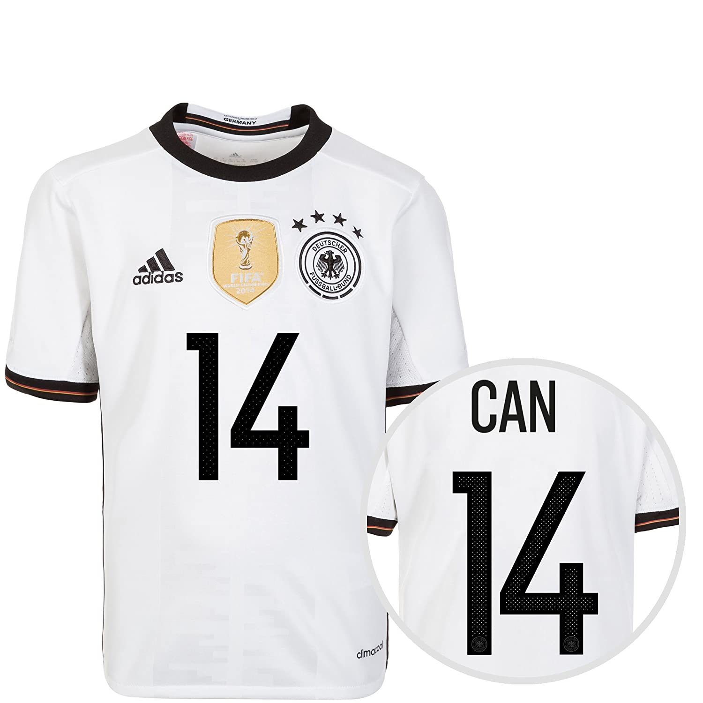 Adidas Kinder DFB Trikot Home Can EM 2016-C14-AA0138 2016, weiß, 176-XL