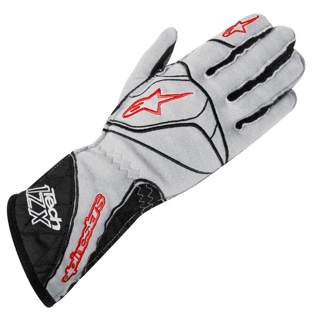 Schwarz L Sparco 002093NR3L Handschuhe Meca 3 Tg