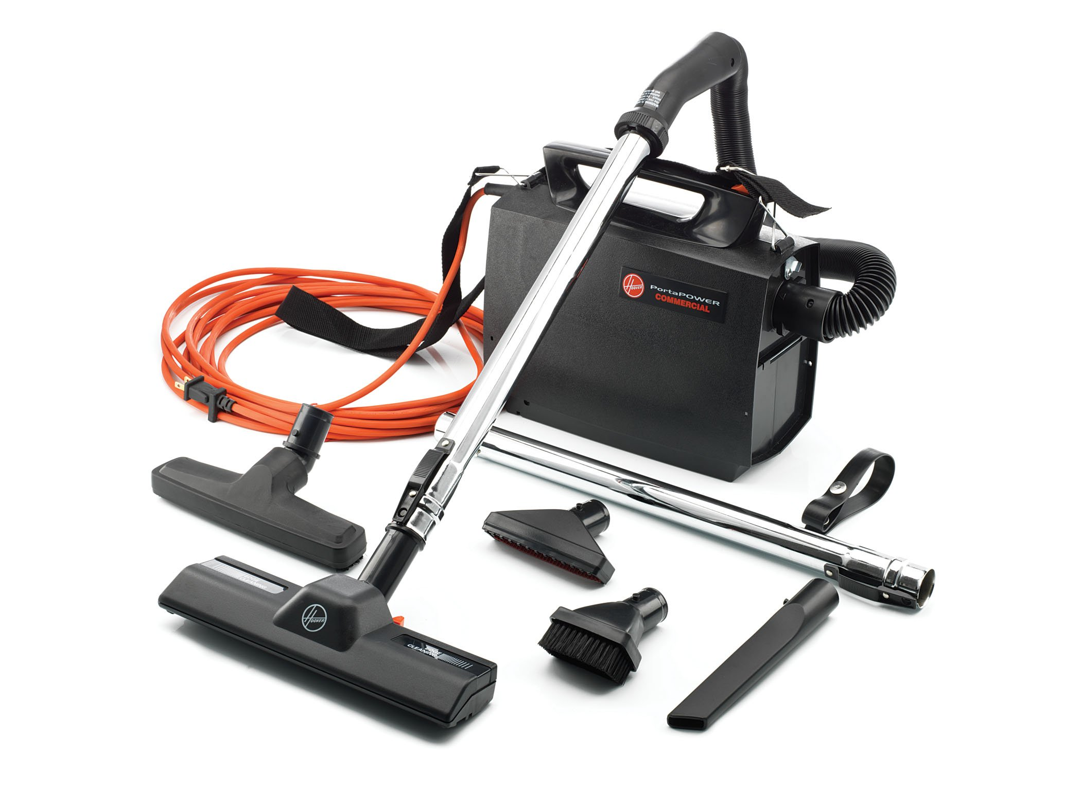 Hoover CH30000 PortaPower Lightweight Commercial Canister Vacuum by Hoover Commercial