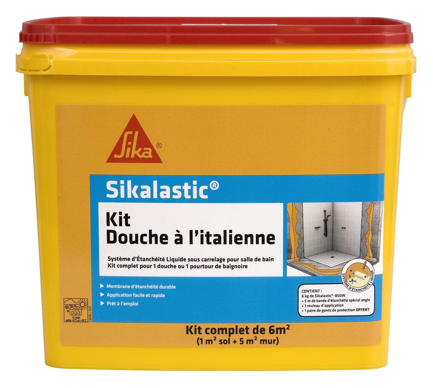 Kit Douche A L Italienne Kit D Etancheite Sous Carrelage Pour Salle
