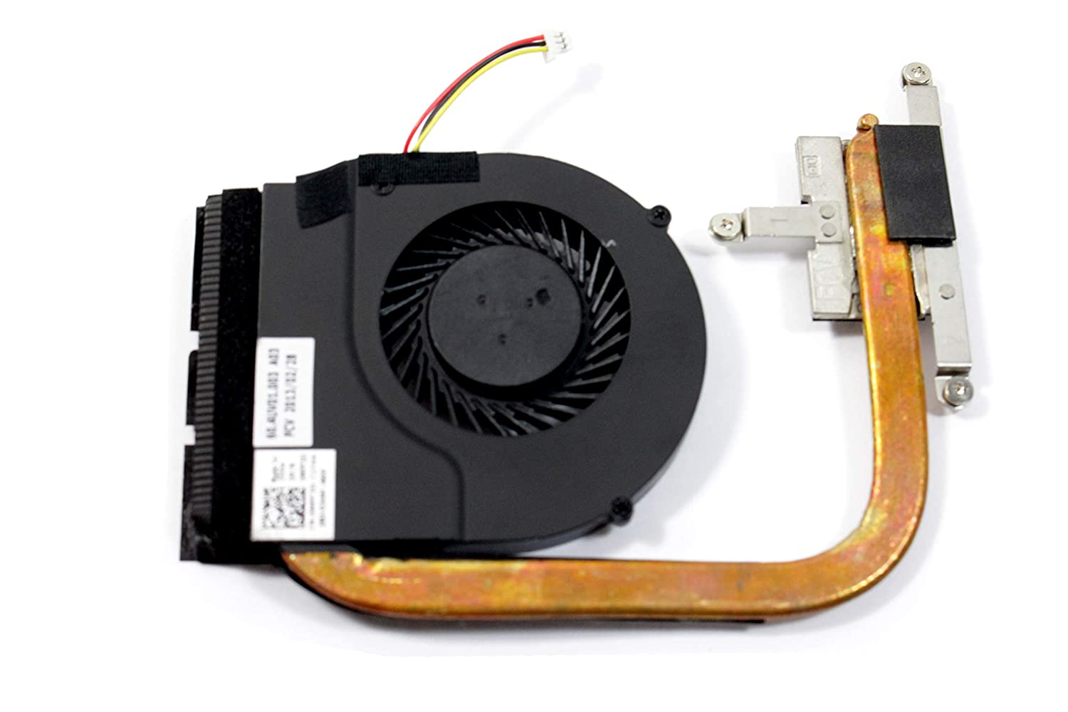 Dell Inspiron 14z (5423) CPU Heatsink Fan Assembly for Integrated Intel Graphics (UMA) - MPF3D