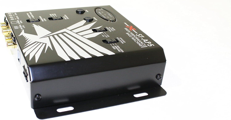 SoundXtreme Digital Bass Machine Processor ST-AP5