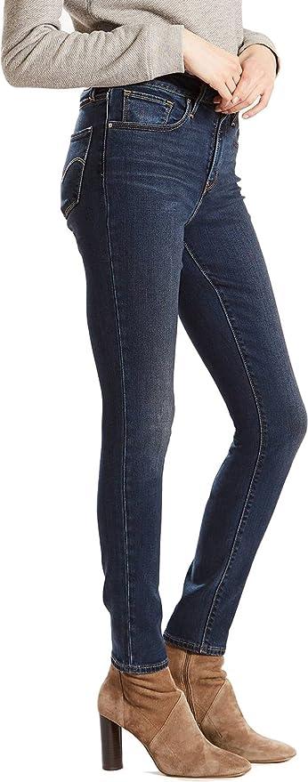 Size Pants Levis Rise 27w30l Blue Amnesia 721 High Skinny POwqROp