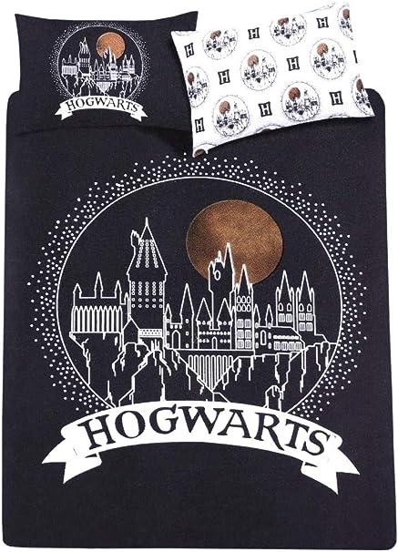 Copripiumino Harry Potter.Copripiumino E Federe Singolo Matrimoniale O King Size Soggetto