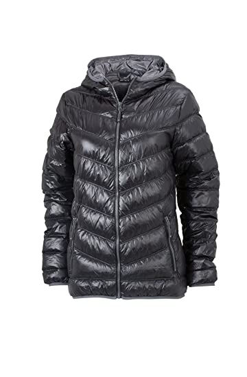 Jacket Ultra 2store24 Ladies' With Hood Down Light In OPXZiuTk