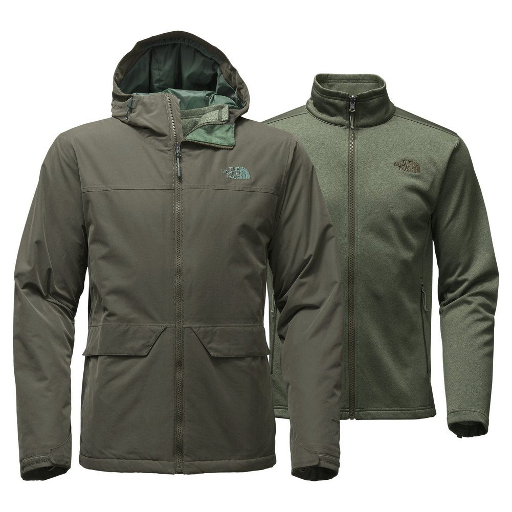 The North Face Mens Canyonlands Triclimate Jacket 2TC6