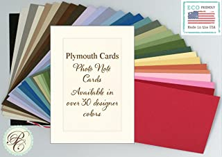 """product image for 30 Card""""Sampler"""" by Plymouth Cards 4x6 Photo Insert Note Cards - Pkg 30"""