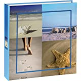 Hama 00106282 Album photo Sea Shells 100 pages Bleu