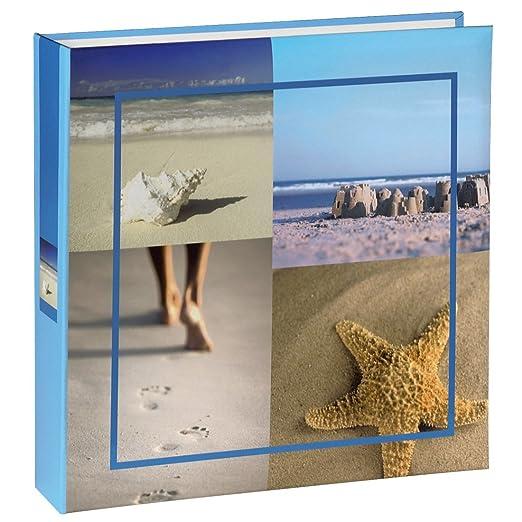 118 opinioni per Hama 00106282 Album portafoto con conchiglie, 200 foto, Blu, 10 x 15 cm