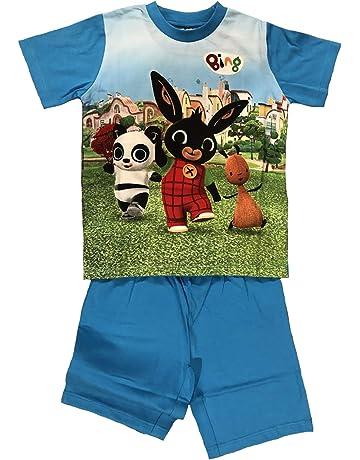 Paw Patrol completo maglietta T-shirt Manica corta pantaloncini Bambino 3-8anni